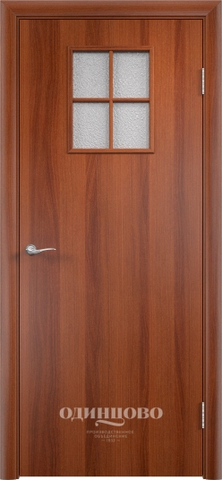 Цвет Building door 34 (laminated) Italian nut