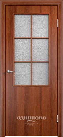 Цвет Building door 56 (laminated) Italian nut