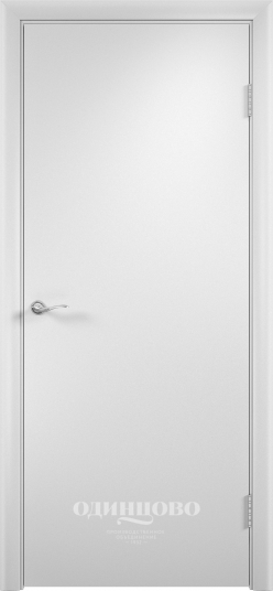 Цвет Building door, solid (laminated) White