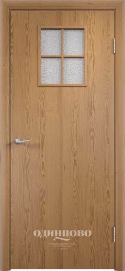 Цвет Building door 34 (laminated) Oak sedan