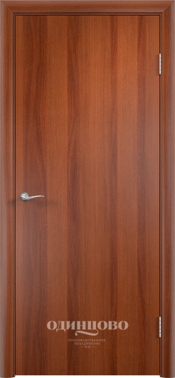 Цвет Building door, solid (laminated) Italian nut