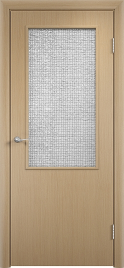 Цвет Reinforced Solid Door (laminated) White oak